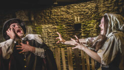 Actors from the Edinburgh Dungeon