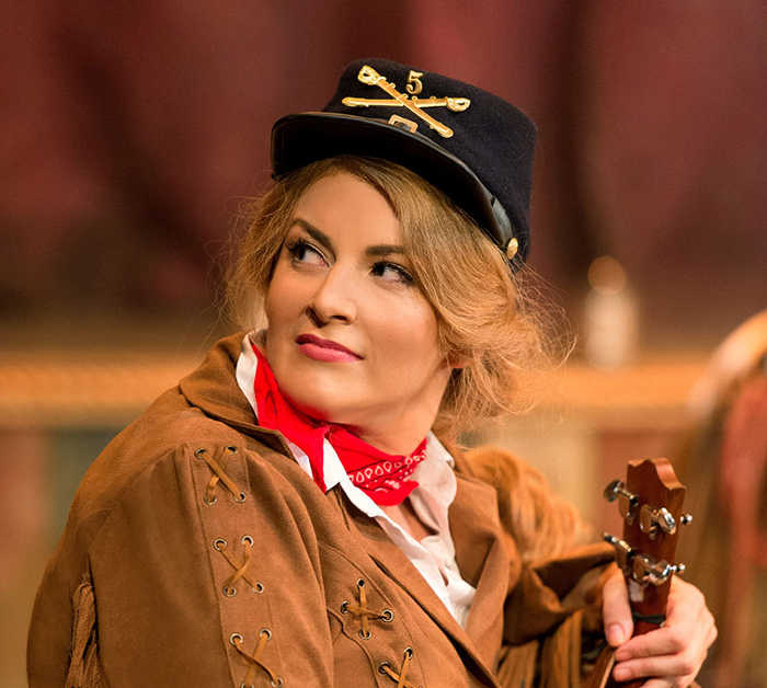 Jodie Prenger as Calamity Jane