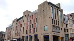 G and V Hotel on the Royal Mile in Edinburgh
