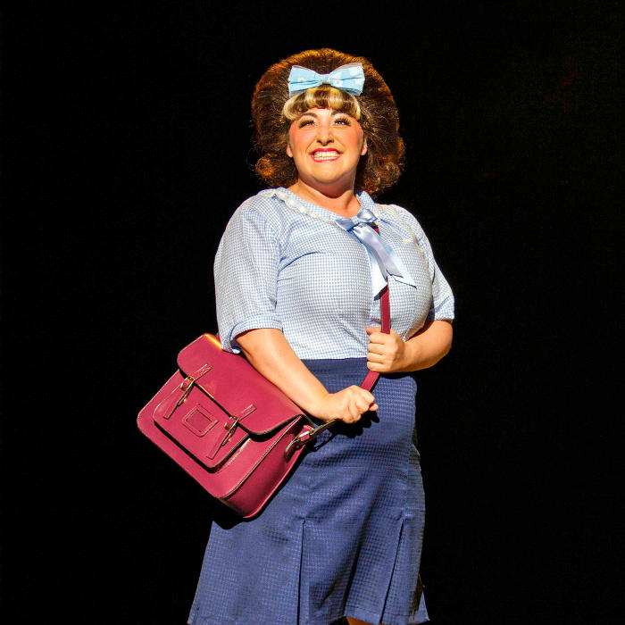 Tracy Turnblad character from Hairspray Musical