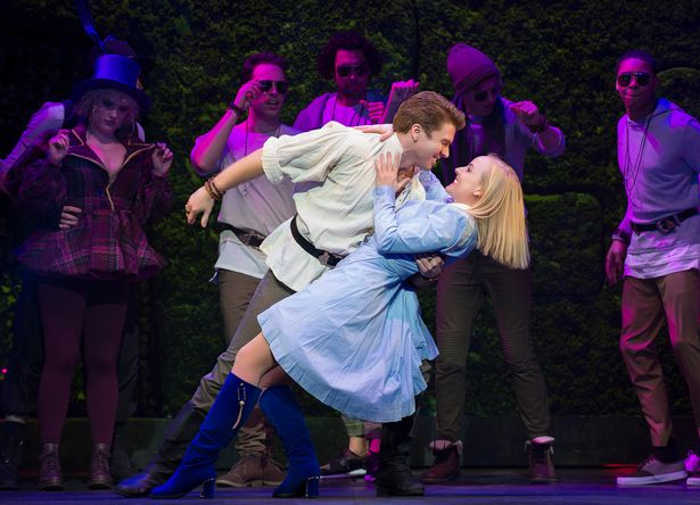 Scene from Wonderland Musical