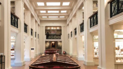 The Wohl Pathology Museum part of Surgeons Hall Museums Edinburgh