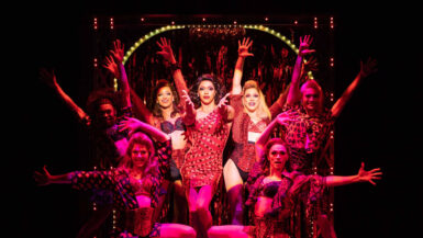 Cast of Kinky Boots The Musical
